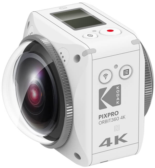 Kodak Orbit360 Camera