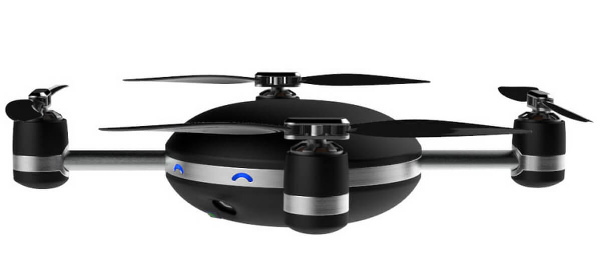 Lilly Drone crowdfunded drone project
