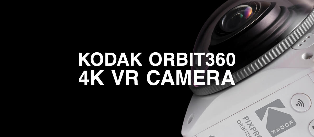 Kodak Pixpro Orbit360 4K Camera
