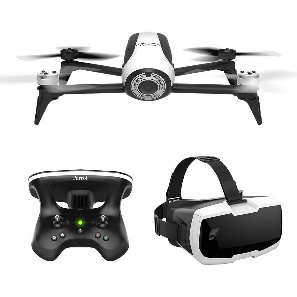 Parrot Bebop 2 FPV Drone Bundle