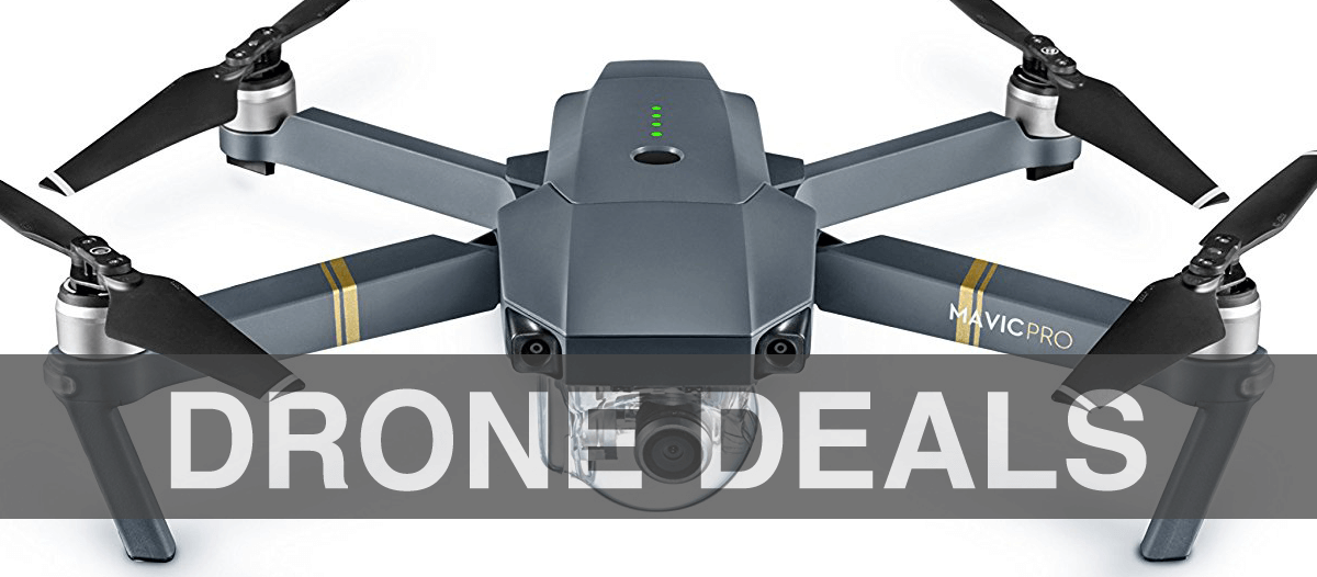 Drone Deals and Discounts