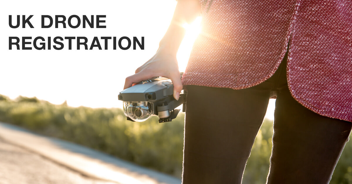 UK drone registration and flying restrictions