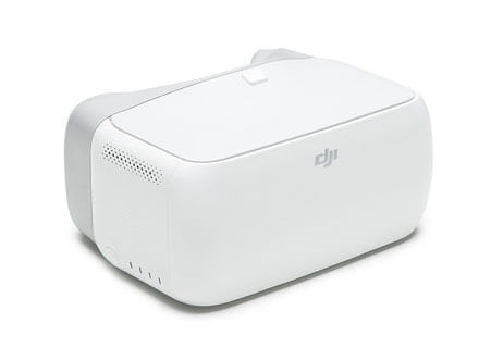 DJI Goggles Front View
