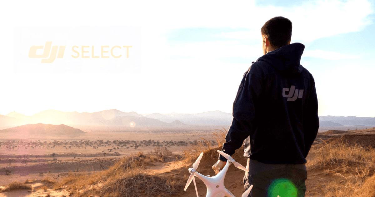 DJI Select Membership   Enjoy Select Benefits, Coupons and Discounts