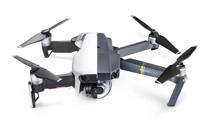 DJI Spark Vs GoPro Karma Drone
