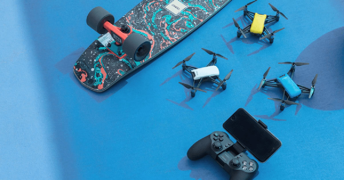 DJI Spark and Tello | Gamification of drones