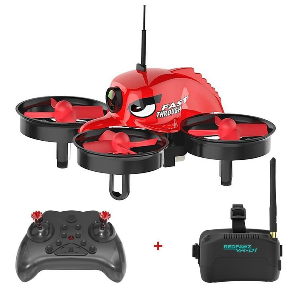 Best Racing Drone For Beginners Package