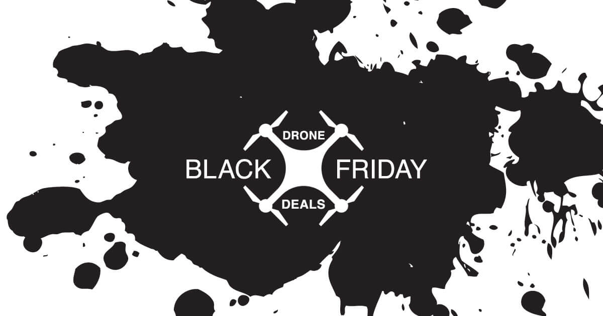 Black Friday Drone Deals and Discounts